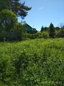 Земельный участок в СНТ г. Обнинск 871 кв.м. - Фото 4