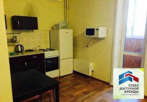 Квартира Краузе 21/1, Аренда квартир в Новосибирске, ID объекта - 317181414 - Фото 1