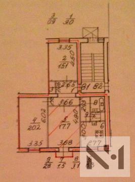 В продаже комната 18 м2 в 3-х комнатной квартире в сердце Петроградки - Фото 1