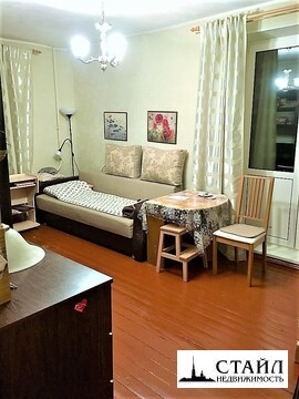 1-ком. квартира в колпино, Тосненский переулок, д.13 - Фото 2