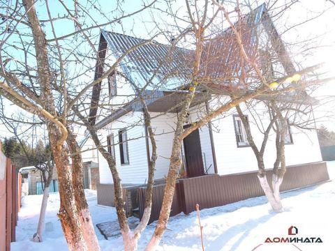 Продам дом 90 кв\м , Никольско Гатчинский рай-он Ленинградской области - Фото 1