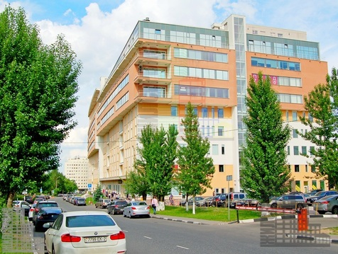 Офисное помещение 164м (3 кабинета), метро Калужская - Фото 1