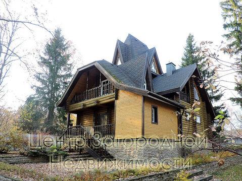 Дом, Калужское ш, 40 км от МКАД, Шишкин Лес. Загородный дом в . - Фото 1