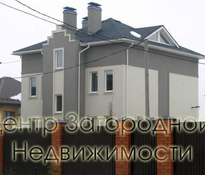 Коттедж, Щелковское ш, 8 км от МКАД, Балашиха. Коттедж (дом) 410 кв.м. . - Фото 1