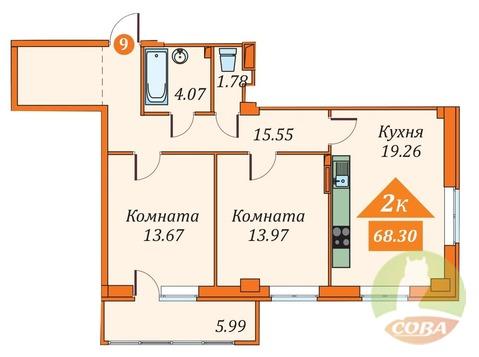 Продажа квартиры, Тюмень, Ул. Таврическая