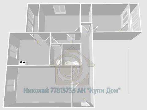 3 комнатная квартира в г. Тирасполь. Балка. 70 м.кв. - Фото 5