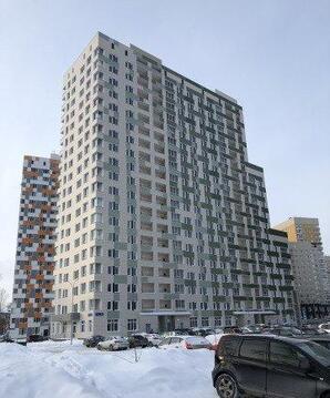Продам 1-к квартиру, Казань город, Роторная улица 27д - Фото 1