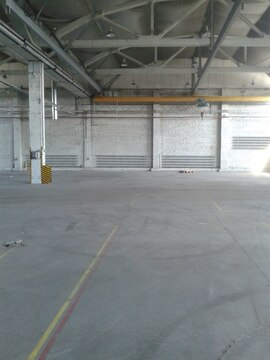 Сдам склад пр-во 1200 м, к/б 3-5т, пандус авто ж/д - Фото 5