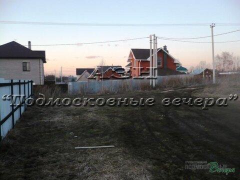 Каширское ш. 15 км от МКАД, Домодедово, Участок 13 сот. - Фото 1