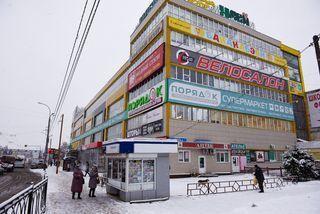Аренда торгового помещения, Тамбов, Энтузиастов б-р. - Фото 1