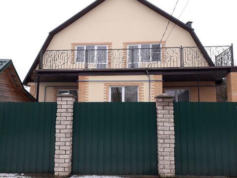 Продаётся дом 240 кв.м. на зу 5 соток в г.Кимры по ул.Мичурина - Фото 1