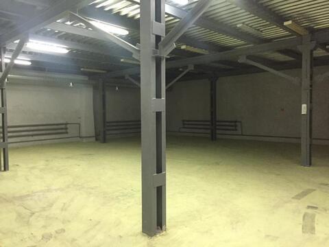 Сдам производственно-складское помещение на Мещерской - Фото 2