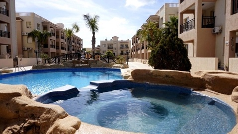 Великолепный двухкомнатный Апартамент в 800м от пляжа в Пафосе - Фото 3