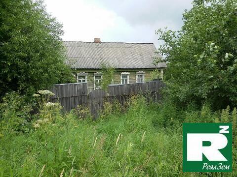 Продается старый дом 100кв.м. в городе Белоусово, Калужская область - Фото 1