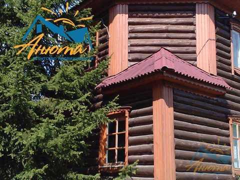 Бревенчатый дачный дом около Обнинска. - Фото 4