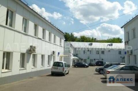 Аренда офиса 17 м2 м. Авиамоторная в бизнес-центре класса С в . - Фото 1