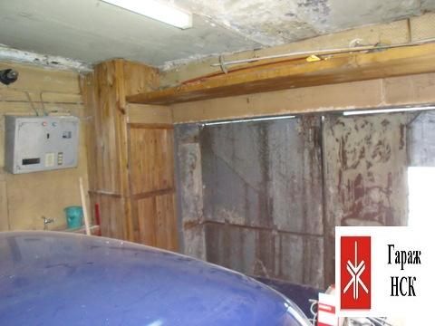 Продам капитальный гараж в ГСК Роща №561. Академгородок, за ияф - Фото 5