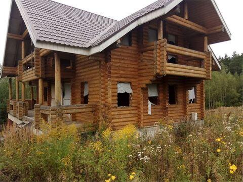 Продажа дома, Азаровка, Заокский район - Фото 1