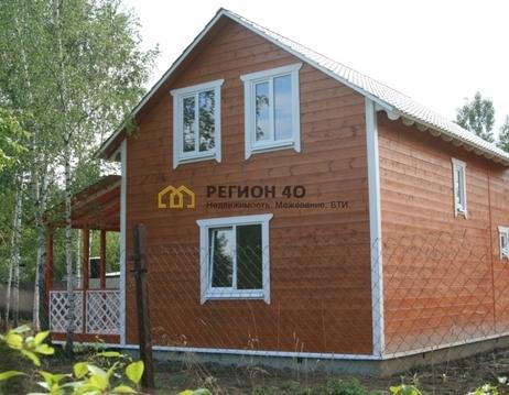 Дом для отдыха или проживания около Новой Москвы - Фото 1