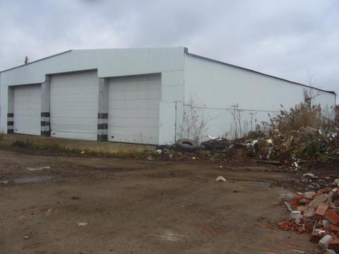 Участок Продается земельный участок промышленного назначения, площадью - Фото 4
