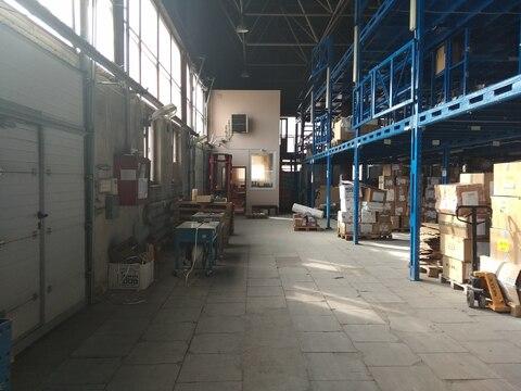 Производственные помещения от 200 кв.м до 4000 кв.м, Киевское шоссе - Фото 3