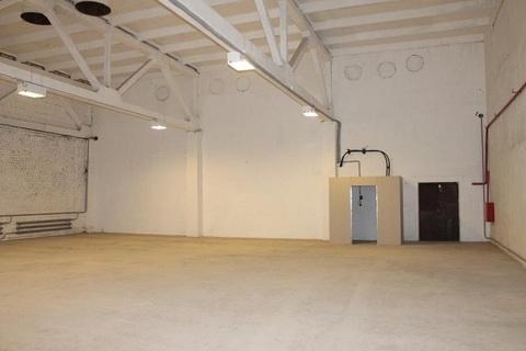 Отапливаемое производственно-складское помещение 316 кв.м - Фото 1