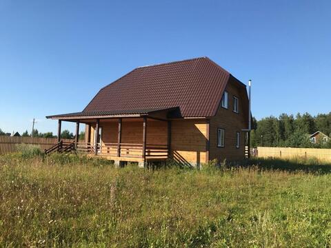 Новый дом в Маренкино - Фото 1
