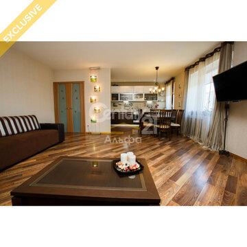 Продается 3-х комн. квартира в 2-х уровнях 111 кв.м. пр. Ленина, д.15, Купить квартиру в Петрозаводске по недорогой цене, ID объекта - 319686504 - Фото 1