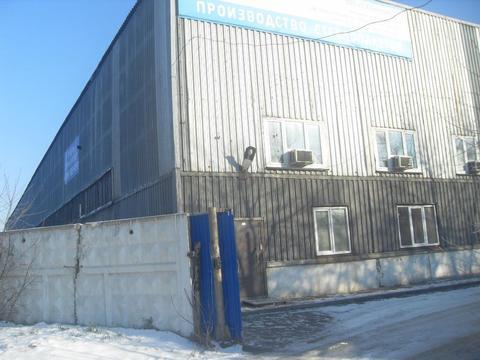 Производственно-складское помещение 2461,8 кв. ул. Артельная - Фото 1