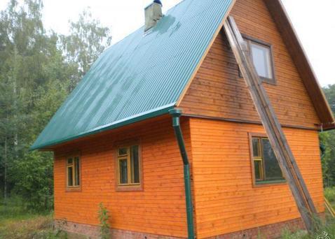 Новая дача из бруса недалеко от г Малоярославец - Фото 4