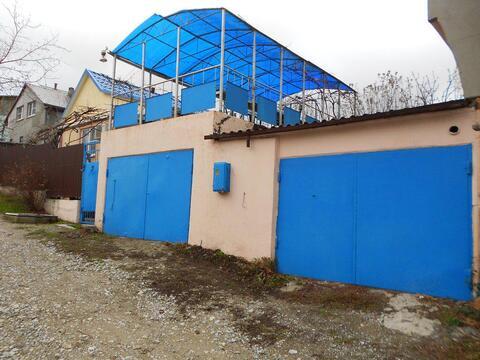 Небольшое Капитальное Домовладение в черте г. Новороссийска. - Фото 1