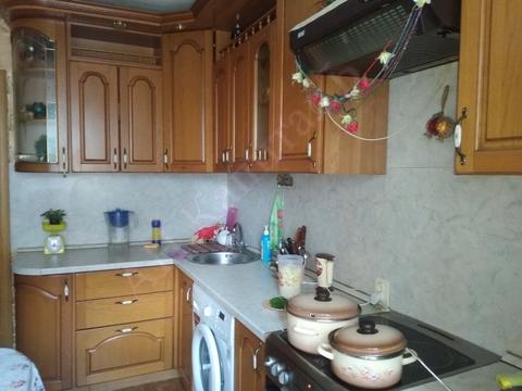 Двухкомнатная квартира 57 кв.м. г. Ивантеевка Хлебозаводская ул. дом 8 - Фото 5