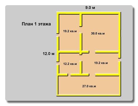 Дом, участок, Можайский, Дудергофские высоты - Фото 2