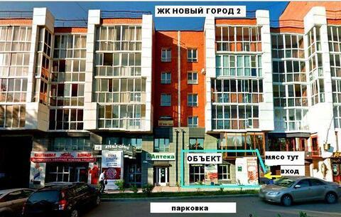 Аренда торгового помещения, Иркутск, Партизанская 47 - Фото 1