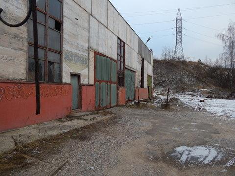 Промзона 0,5 га с помещениями и офисом. - Фото 1