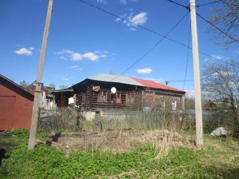 Сдам часть дома 60 м2 в д. Нефёдово. Серпуховский район, М. о. - Фото 4