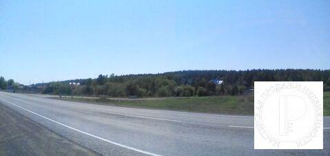 """Участок площадью 2,2 гектара первая линия федеральной трассы М-53 """"Бай - Фото 3"""