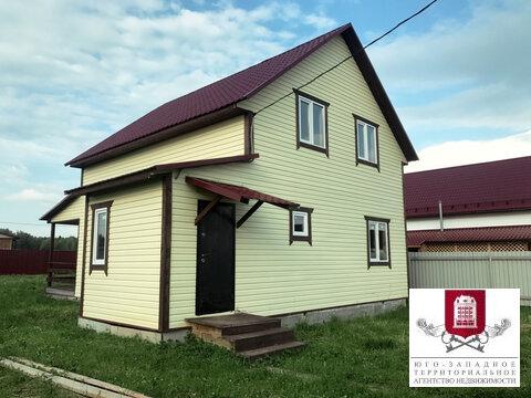 Продажа дома 140 м2 на участке 10 соток - Фото 2