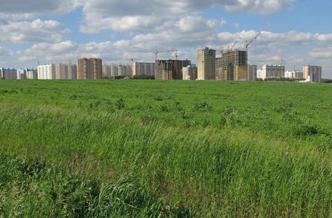 Участок 14.23 Га для многоэтажной застройки в Видном в 7 км от МКАД - Фото 1