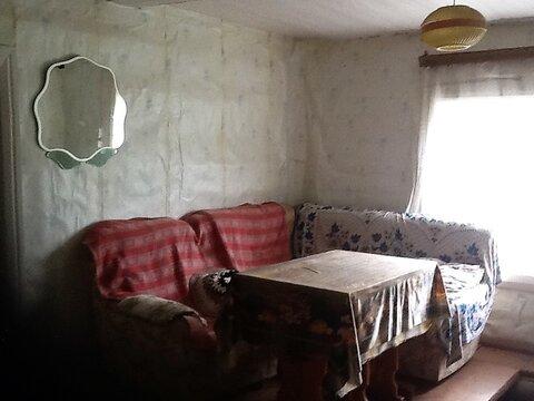 Продается крепкий дом с новым фундаментом и газом в центре поселка. - Фото 5