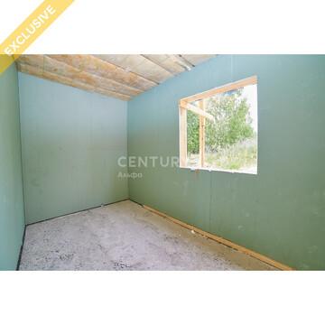 Продажа дома 120 м кв. на участке 10 соток в д. Бесовец, Речное-2 - Фото 4