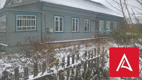 Квартира в двухквартирном деревянном доме Тверская область, д. Горицы - Фото 2