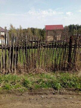 Продажа: земля 10 соток, деревня Новошихово - Фото 1