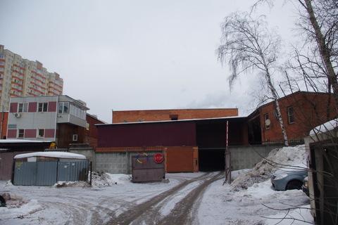 Гараж 35 кв.м. в гк Мечта г. Люберцы ул. Колхозная дом 19 - Фото 1