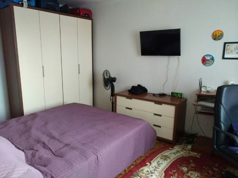 2-х комнатная квартира в пгт. Михнево, ул. 9 Мая, д.1, Ступинский р-н - Фото 1