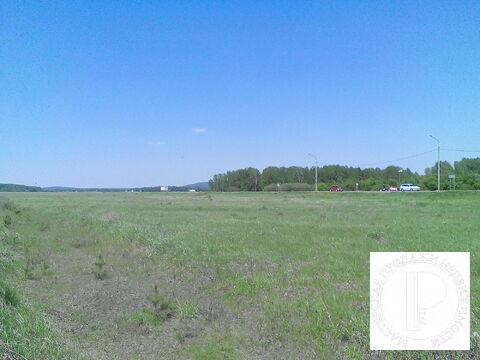 """Участок площадью 4,3 гектара первая линия федеральной трассы М-53 """"Бай - Фото 1"""