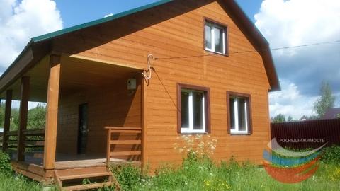Дом 126 кв.м участок 8 сот. г. Александров Владимирская обл - Фото 1