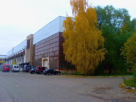 Сдам производственный корпус 2300 кв.м. - Фото 2