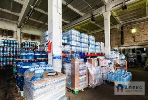 Аренда помещения пл. 772 м2 под склад, м. Беговая в складском . - Фото 3