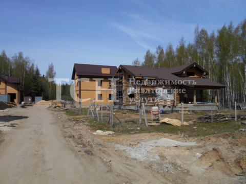 Участок, Щелковский, кп Заповедный парк - Фото 3